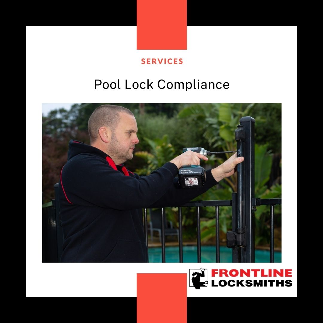 Pool and Spa Compliance pool Locks